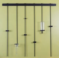 Wrought Iron Picture Rack