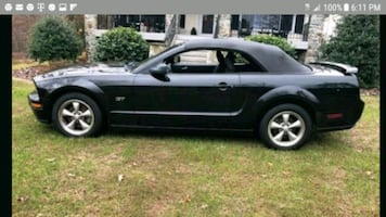 Ford - Mustang - 2008