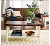 brown wooden coffee table Austin, 78746