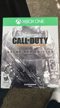 Xbox One Call of Duty Advanced Warfare Atlas Edition Game Denver, 80230