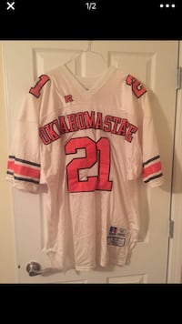 Barry Sanders OK State Cowboys Jersey Washington, 20005