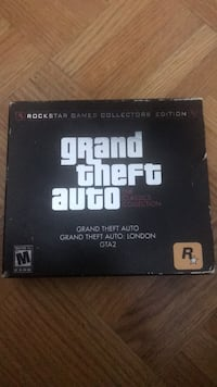 Grand theft auto the classic collection  Mississauga, L4X 1S6