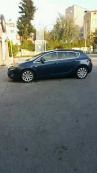 2012 Opel Astra HB 1.3 CDTI 95 PS COSMO Istanbul