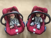 Set of 2 Maxi Cosi car seats Washington, 20007