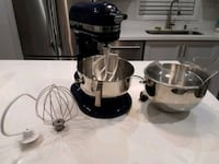 kitchenaid 5qt Deluxe Edition Stand Mixer
