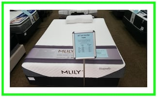 80% OFF Tempur-pedic Type Mattress!!!
