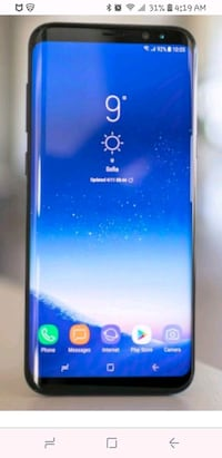 Sprint Galaxy s8 plus Marquette Heights, 61554