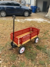 Red Wagon Great Condition