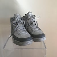 Nike Air Jordan Flight 9.5 Wolf Grey/White/Dark Grey SIZE 8.5 Men's gently worn 7.5/10 Oakville, L6L 3M7