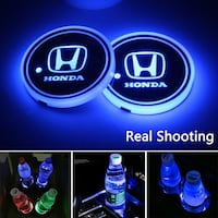 Glowing cup holders lights - all car models in stock