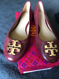 Tory Burch Claire Ballet Flats  Perry Hall, 21128