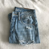 American Eagle Distressed Girlfriend Jeans Mississauga, L5H 3B1