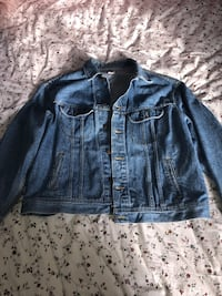 Lee vintage denim jean jacket in great condition Rialto, 92376