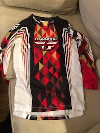 Fly racing shirt youth size medium Hoover, 35226