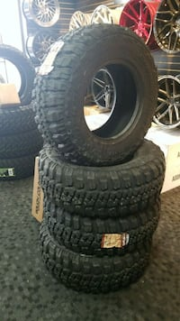Mud tires: no credit check/only $40 downpayment  Chicago