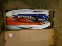 Limited Edition Chuck Taylor Converse All Stars Indianapolis, 46226