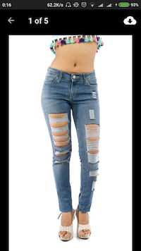 Ripped jeans Thane, 400606
