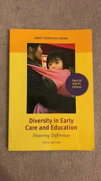 ECE Textbook Diversity in Early Care and Education Brampton, L6R