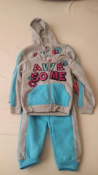 baby's gray and blue joggers Mobile, 36693