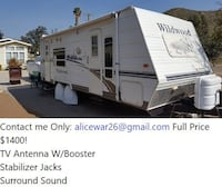 Great camper in well-kept condition