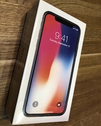 IPHONE X 6400 km