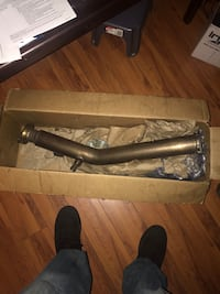Intercooler, intake, mid pipe, catch can for Sentra