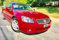 Only $1780 !!  Nissan -Altima 2.5 S special edition Takoma Park