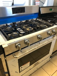 "Brand New 40"" Frigidaire 5 Burner Dual Fuel Range (Scratch and Dent) Elkridge, 21075"