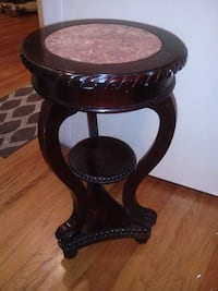 Marble top table stand Alhambra, 91803