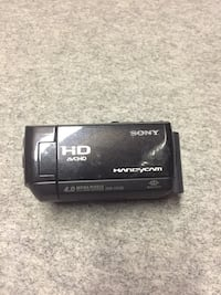Sony hdr-cx100 avchd camcorder