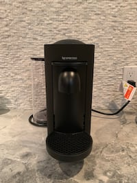 Nespresso VertuoPlus in Matte Black Richmond Hill, L4E 4B8