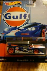 Hotwheels Car Culture Gulf cars
