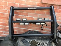 Setina Push bar Bumper