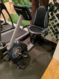 Reebok Rb 310 Excersize Bike with video games bare McLean, 22102