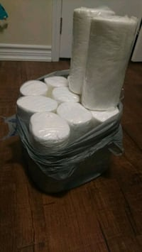 Sealed Cloth diaper LINERS