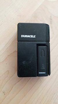 black Duracell battery charger Surrey, V4A 4T1