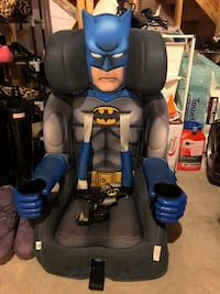 Children's Batman Car Seat