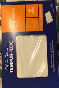 Tempurpedic Neck Pillow Large - Unopened, new in box! Bethesda, 20814