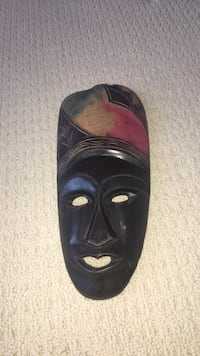Jamaican Mask / Decorative Peice Vaughan, L4K 5W4