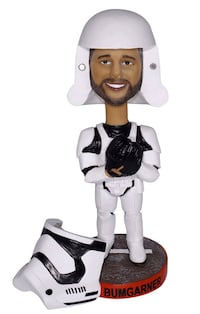 SF Giants Bumgarner Star Wars Stormtrooper San Jose, 95136