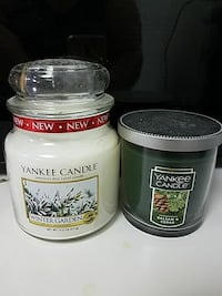 Yankee Candle lot brand new