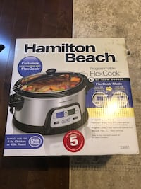 Hamilton Beach Flex Cook (Never Used) Ajax, L1Z 1L5