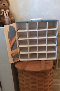 Ty beanie baby shelves $10 both included  Martinsburg, 25404