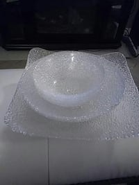 Special glass Dish Set