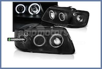 FAROS ANGEL EYES CCFL NEGROS A3 8L 96-00 MADRID