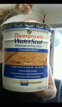 2 big cans thompsons water proof sealer Belleview, 34420