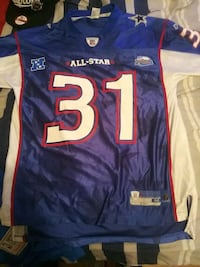 NFL ALL STAR JERSEY (large) Syracuse, 13203