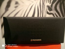 Pioneer home theater Central speaker