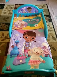 Sealy Ortho Mattress with Doc McStuffins bed  Richmond, 40475