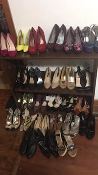 Shoes size 8 $6 each